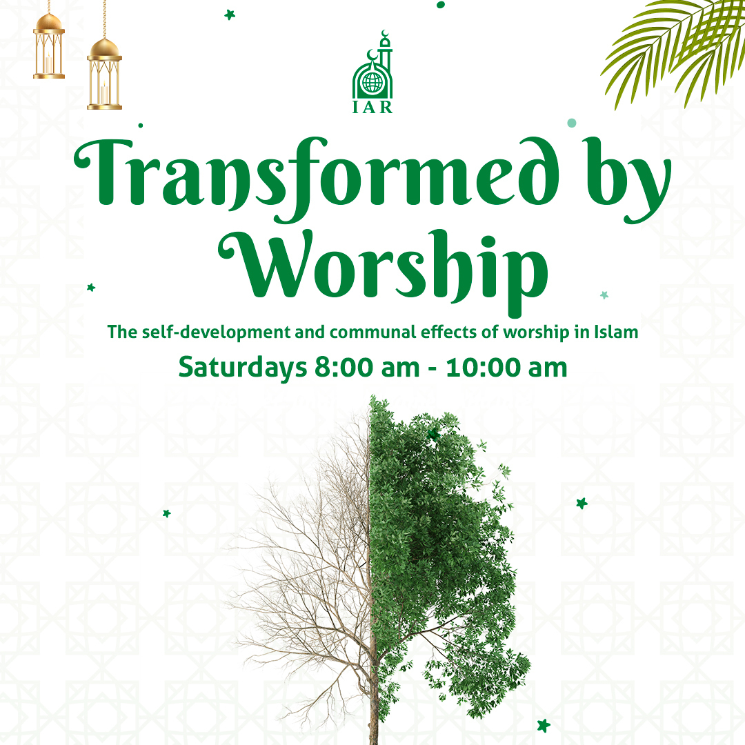 Transformed by Worship