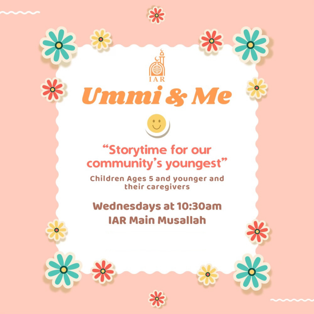 Ummi and Me: Storytime for Children
